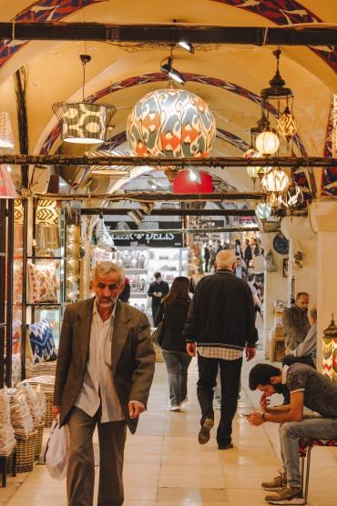 Grand Bazaar, Khu Chợ Nửa Thiên Niên Kỷ Ở Istanbul Lý Thành Cơ Venturology 11
