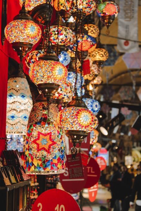 Grand Bazaar, Khu Chợ Nửa Thiên Niên Kỷ Ở Istanbul Lý Thành Cơ Venturology 5