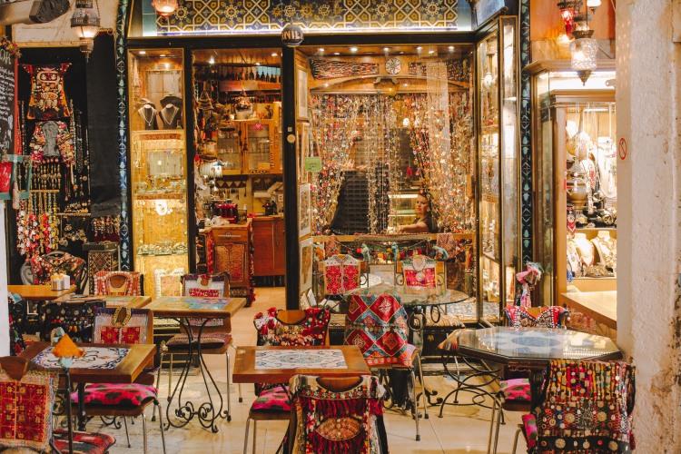 Grand Bazaar, Khu Chợ Nửa Thiên Niên Kỷ Ở Istanbul Lý Thành Cơ Venturology 9