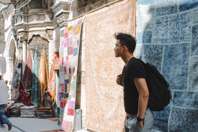 Grand Bazaar, Khu Chợ Nửa Thiên Niên Kỷ Ở Istanbul Lý Thành Cơ Venturology