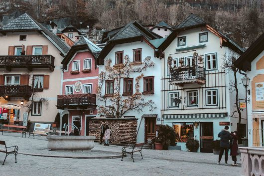 Gợi Ý Khám Phá Salzburg - Hallstatt Quyến Rũ Trong 3 Ngày Lý Thành Cơ Travel Blog 9