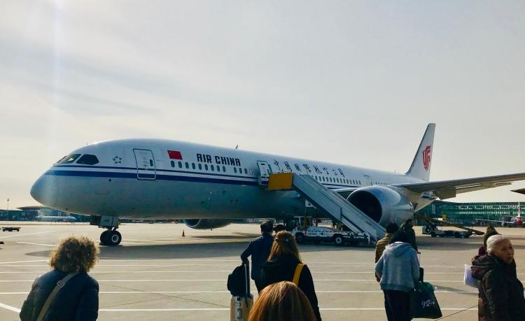 Review Các Hãng Hàng Không Bay Châu Âu Từ Việt Nam Air China