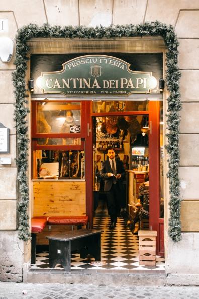 Đến Thành Rome, Đón Không Khí Giáng Sinh Không Rộn Rã 2