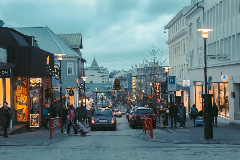 Mùa Đông Reykjavik 3
