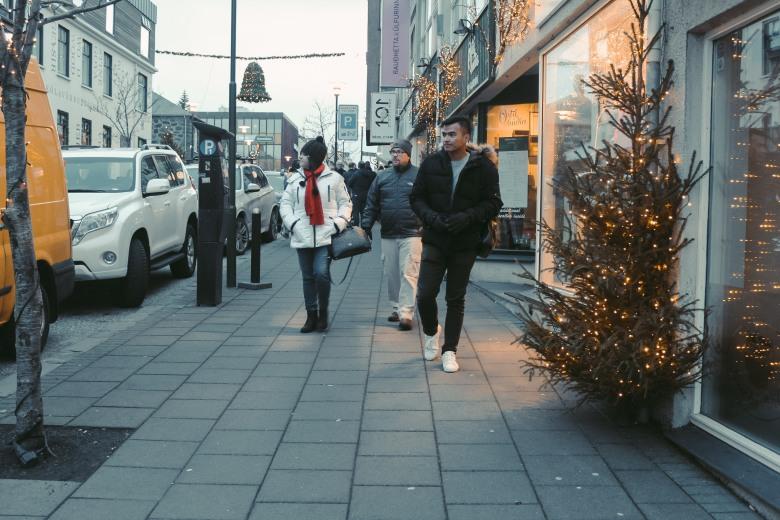Mùa Đông Reykjavik 4