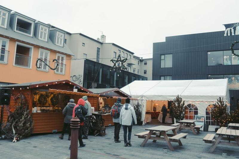 Mùa Đông Reykjavik