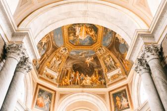 vatican, bước chân vào thành phố thiêng liêng lý thành cơ 10