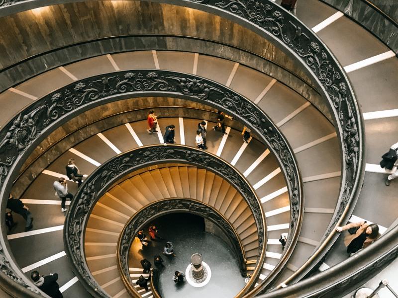 vatican, bước chân vào thành phố thiêng liêng lý thành cơ 11