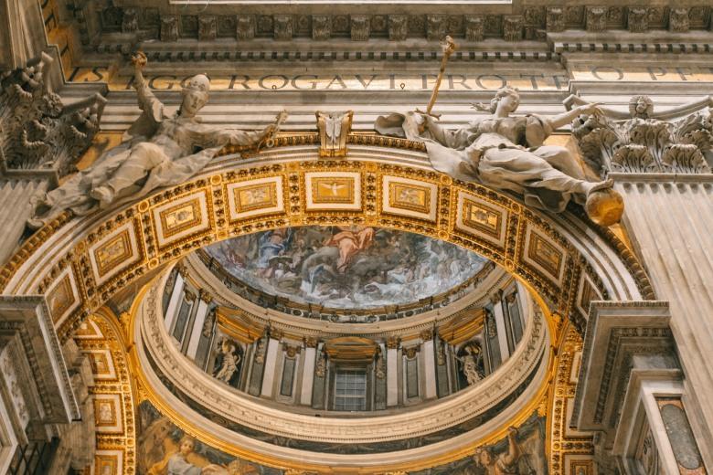 vatican, bước chân vào thành phố thiêng liêng lý thành cơ 5