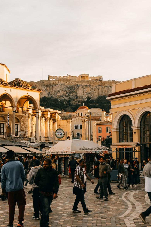 Athens, Không Chỉ Có Những Vị Thần 2