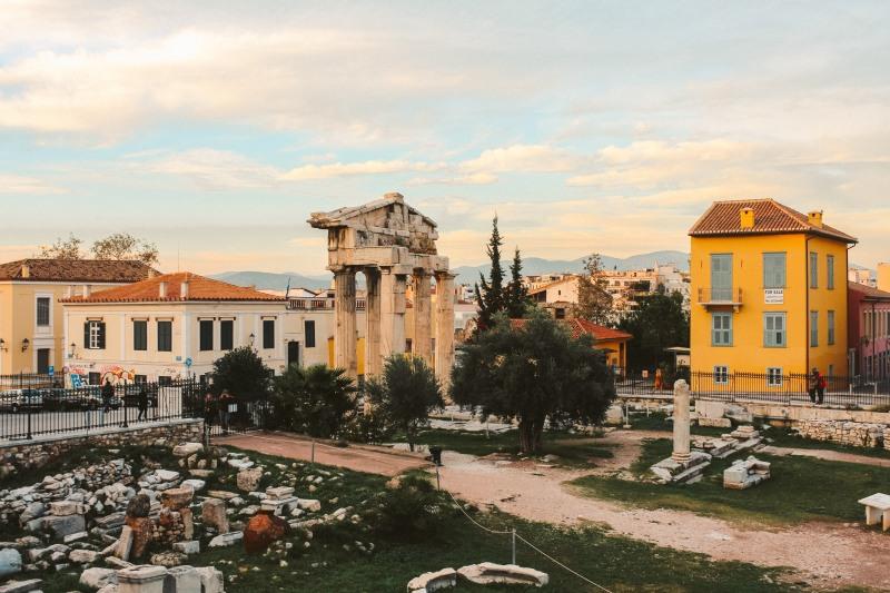 Athens, Không Chỉ Có Những Vị Thần 3