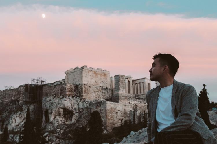 Athens, Không Chỉ Có Những Vị Thần