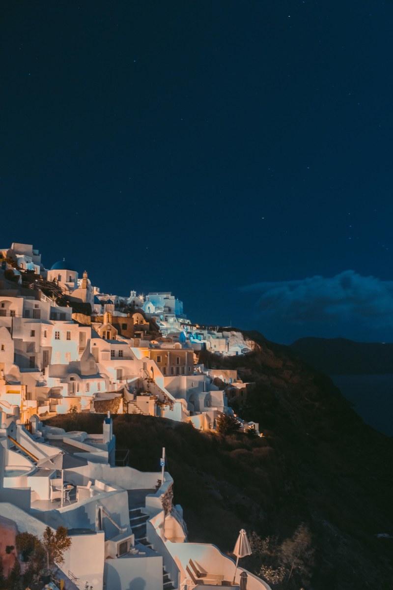 Chân Trời Santorini & Ngôi Làng Oia Bên Vực Biển 2