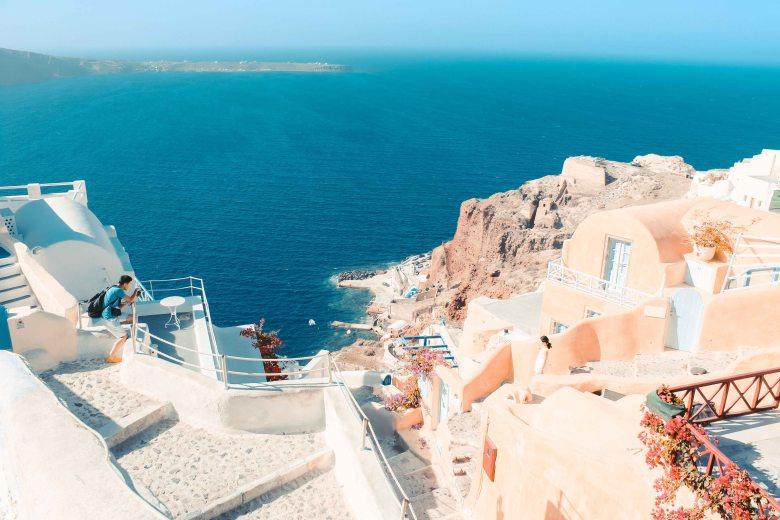 Chân Trời Santorini & Ngôi Làng Oia Bên Vực Biển 5