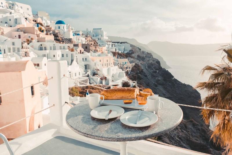 Chân Trời Santorini & Ngôi Làng Oia Bên Vực Biển 8