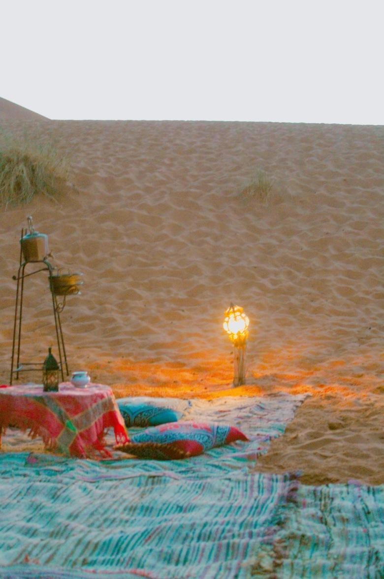 Chạm Vào Huyền Thoại Morocco - Lịch Trình & Review Chi Tiết cắm trại
