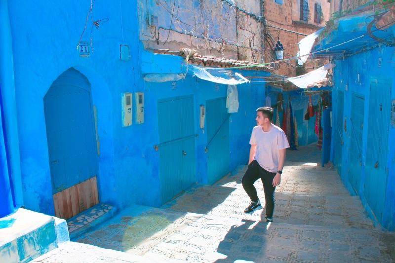 Chạm Vào Huyền Thoại Morocco - Lịch Trình & Review Chi Tiết Chefchaouen