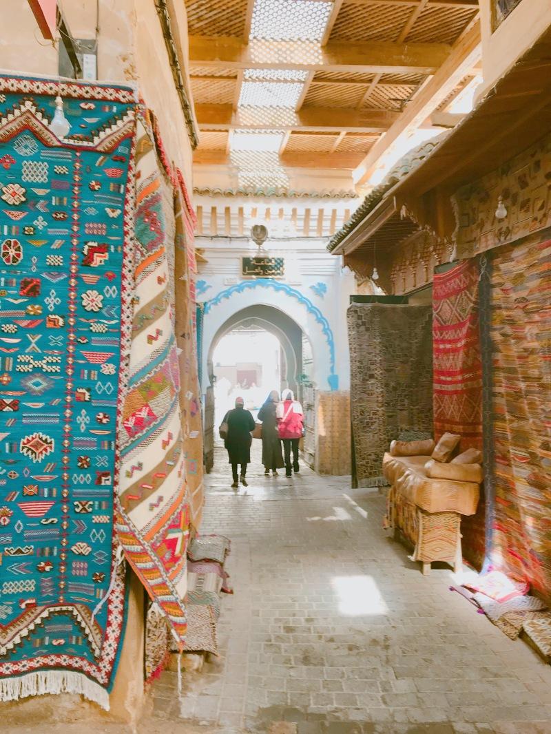 Chạm Vào Huyền Thoại Morocco - Lịch Trình & Review Chi Tiết Fes 1