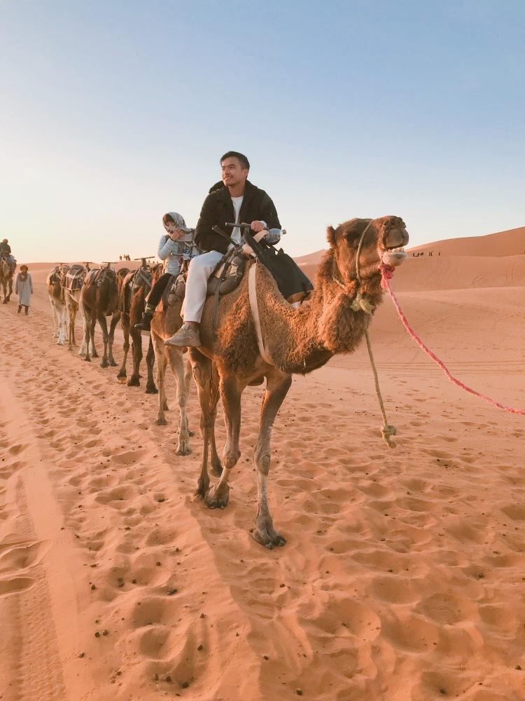 Chạm Vào Huyền Thoại Morocco - Lịch Trình & Review Chi Tiết Lý Thành Cơ