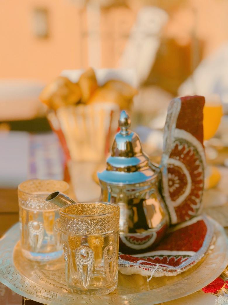 Chạm Vào Huyền Thoại Morocco - Lịch Trình & Review Chi Tiết Mint Tea