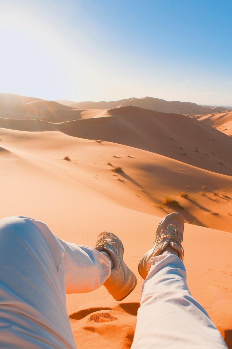 Chạm Vào Huyền Thoại Morocco - Lịch Trình & Review Chi Tiết Sa Mạc Sahara