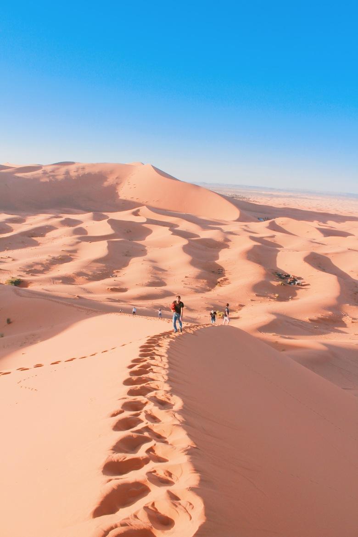 Chạm Vào Huyền Thoại Morocco - Lịch Trình & Review Chi Tiết Sahara