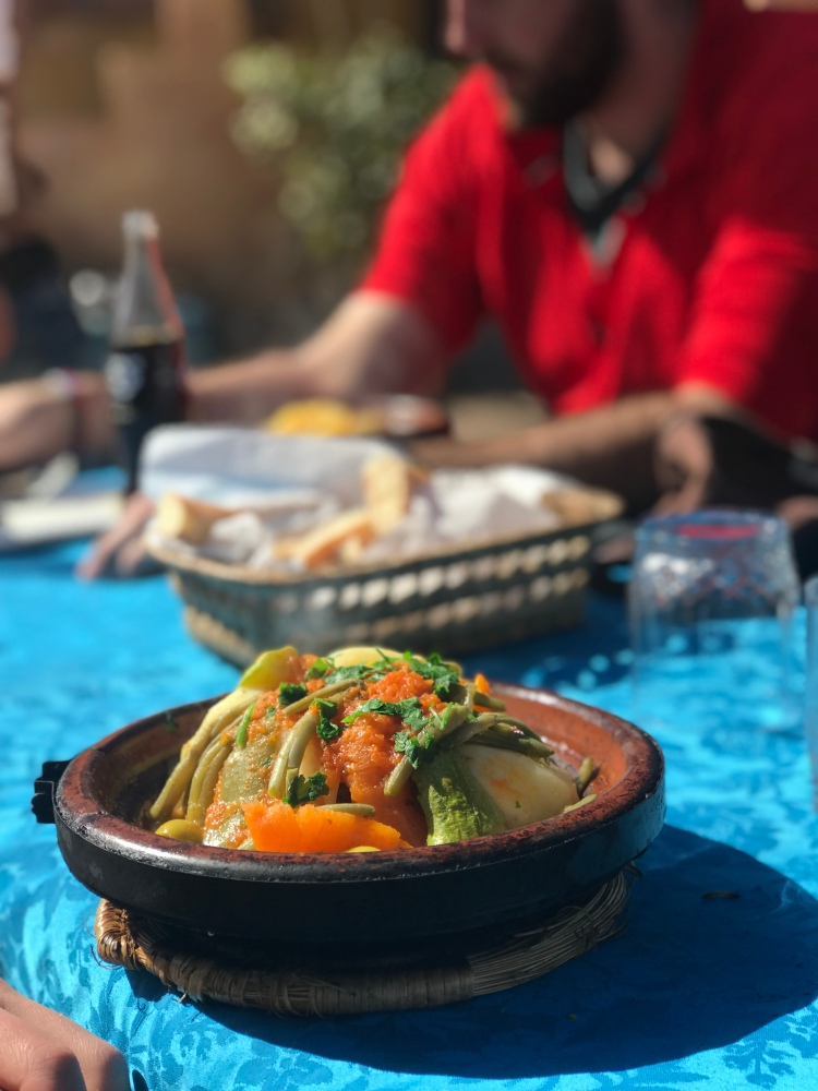 Chạm Vào Huyền Thoại Morocco - Lịch Trình & Review Chi Tiết Tagine