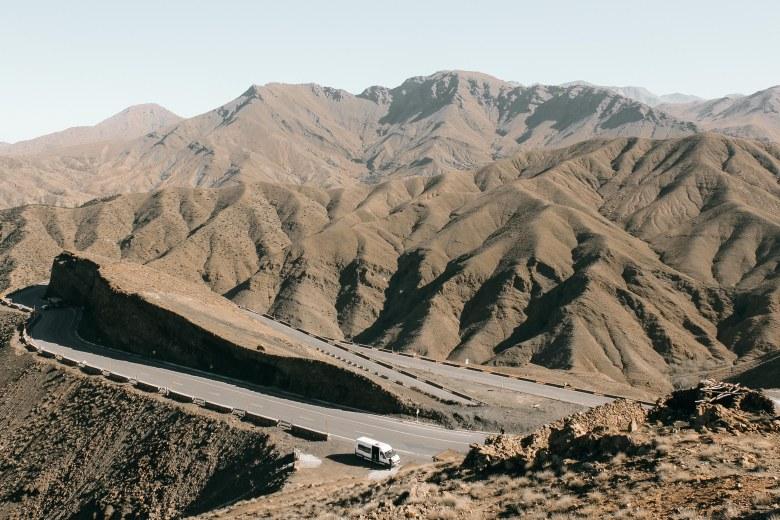 Sa Mạc Sahara, Hành Trình Của Những Dấu Chấm Thang (Phần 1) 1