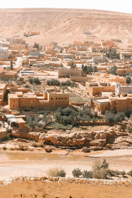 Sa Mạc Sahara, Hành Trình Của Những Dấu Chấm Thang (Phần 1) 2