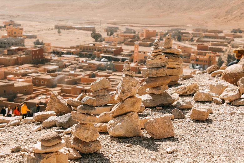 Sa Mạc Sahara, Hành Trình Của Những Dấu Chấm Thang (Phần 1) 3