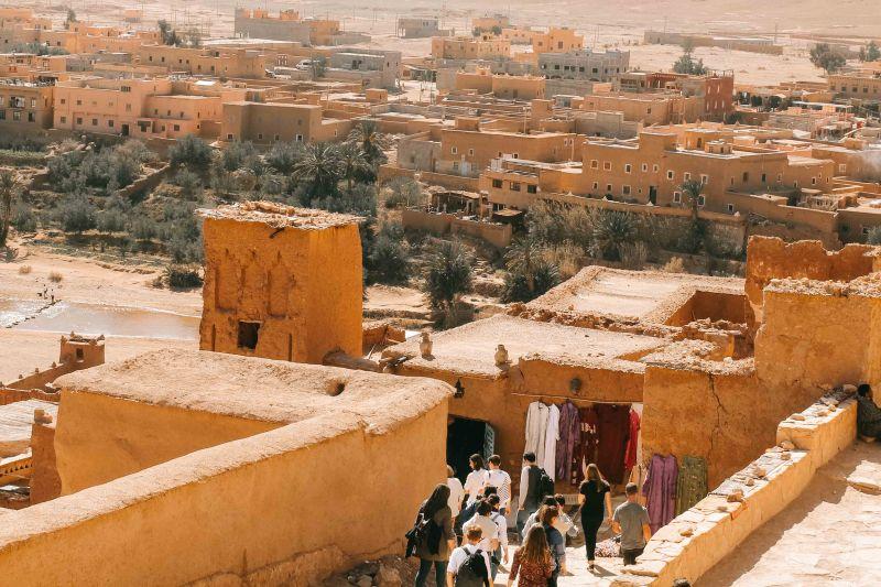 Sa Mạc Sahara, Hành Trình Của Những Dấu Chấm Thang (Phần 1) 4