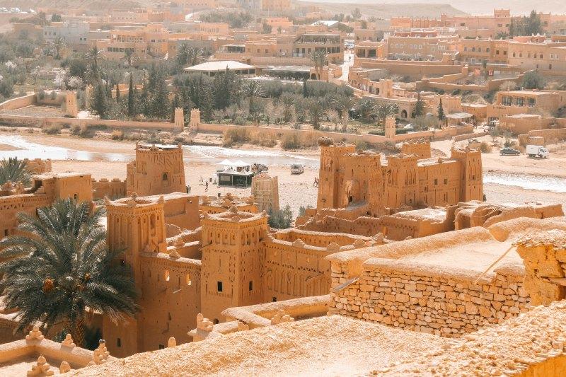 Sa Mạc Sahara, Hành Trình Của Những Dấu Chấm Thang (Phần 1) 5