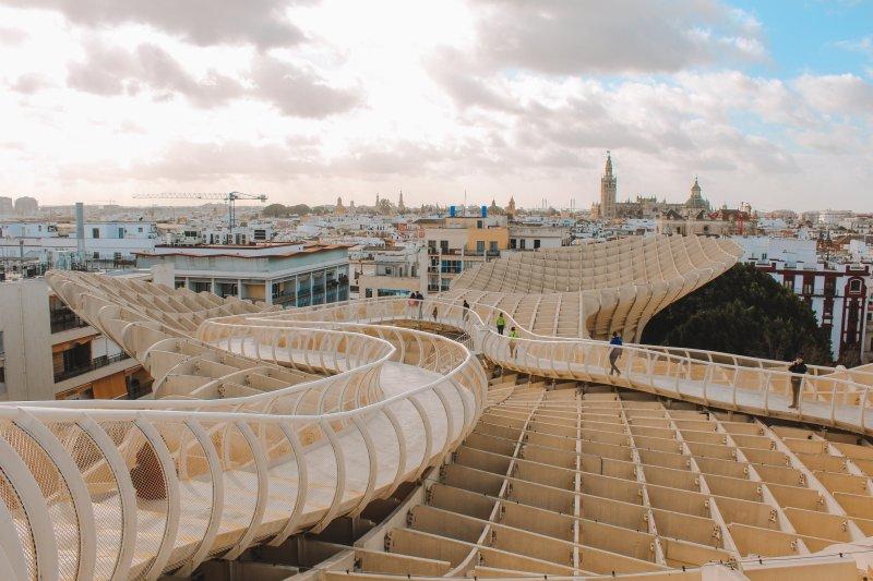 Đến Seville Để Sống Chậm 4