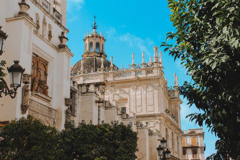 Đến Seville Để Sống Chậm 6
