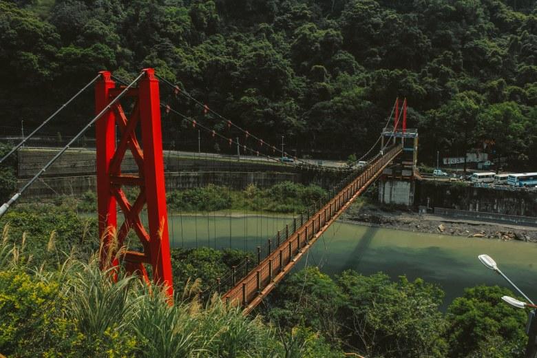 Đến Wulai Tắm Khoáng & Ngao Du Sơn Thuỷ