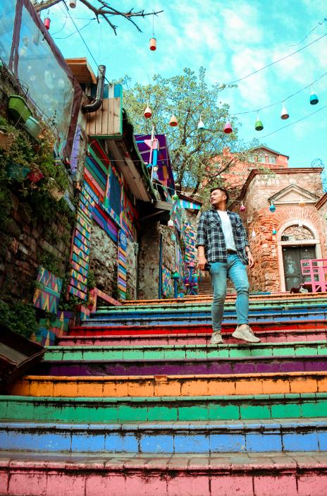 Những Góc Chụp Ảnh Đẹp Nhất Ở Istanbul, Thổ Nhĩ Kỳ Balat 1