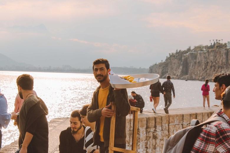 Thương Cảng Antalya, Nút Giao Êm Đềm Trên Con Đường Tơ Lụa 3