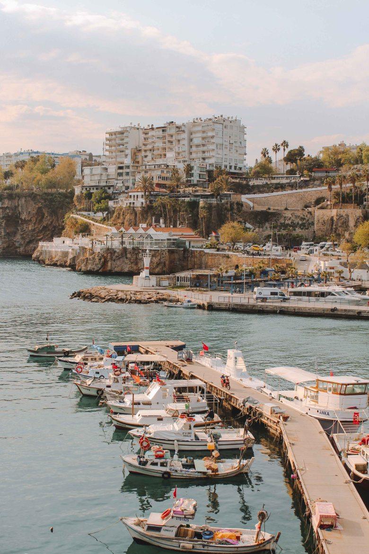 Thương Cảng Antalya, Nút Giao Êm Đềm Trên Con Đường Tơ Lụa 4
