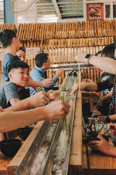 Chuyến Đi Tìm Kiếm Món Mỳ Trên Núi Tại Đài Loan 3