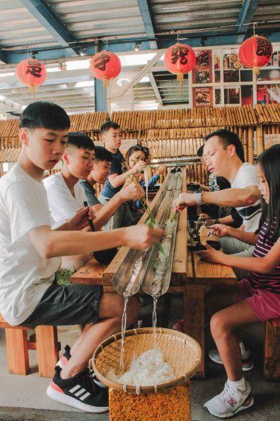 Chuyến Đi Tìm Kiếm Món Mỳ Trên Núi Tại Đài Loan 4
