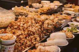 Shilin Night Market Lý Thành Cơ Travel Blog Đồ Chiên 1