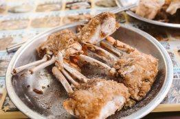 Shilin Night Market Lý Thành Cơ Travel Blog Cua Chiên