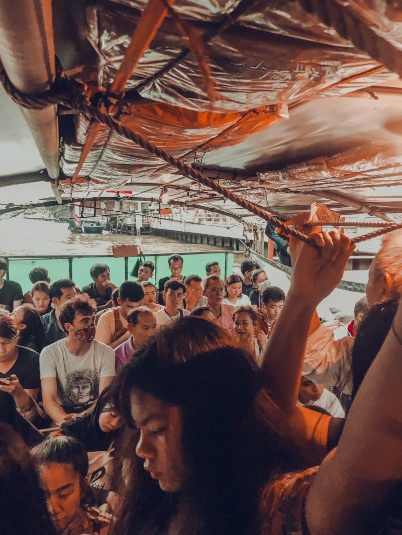 Trôi Trên Những Dòng Kênh Giữa Lòng Bangkok Lý Thành Cơ Travel Blog 2