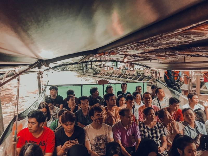Trôi Trên Những Dòng Kênh Giữa Lòng Bangkok Lý Thành Cơ Travel Blog 4