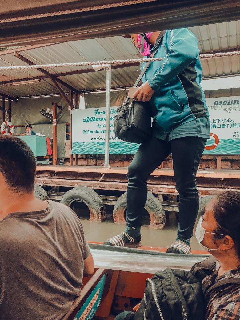 Trôi Trên Những Dòng Kênh Giữa Lòng Bangkok Lý Thành Cơ Travel Blog 5