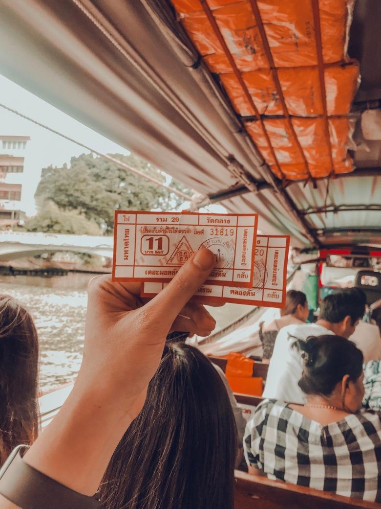 Trôi Trên Những Dòng Kênh Giữa Lòng Bangkok Lý Thành Cơ Travel Blog 6
