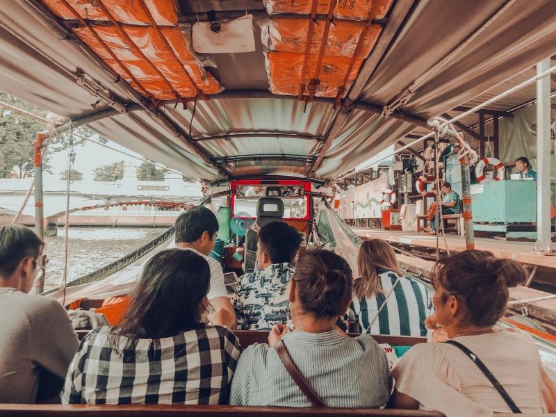 Trôi Trên Những Dòng Kênh Giữa Lòng Bangkok Lý Thành Cơ Travel Blog
