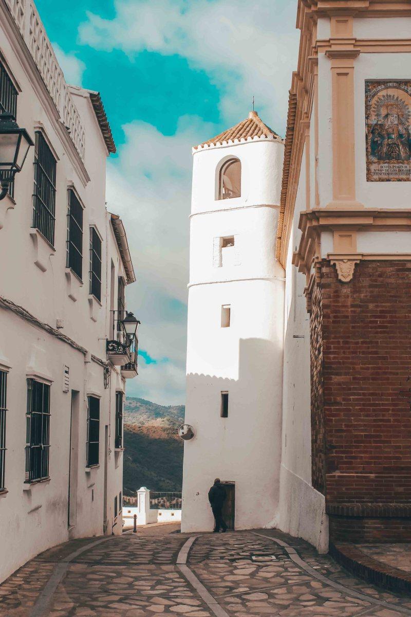 Los Pueblos Blancos 4