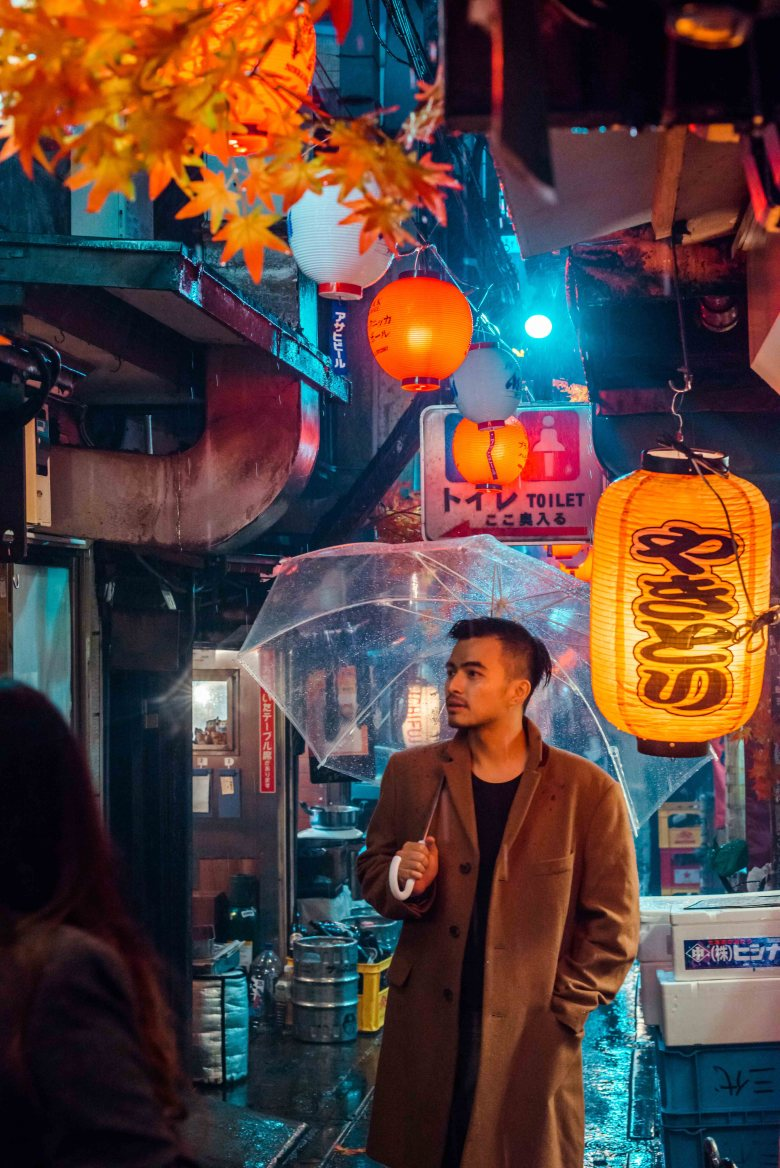 Piss Alley Tokyo Ly Thanh Co 1