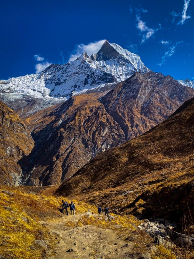 Nepal Annapurna Base Camp Trekking 6